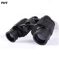 8X40 Night Vision Binoculars High Power HD Black Outdoor Scope Theater Hunting Tourism Spotting Scope Camping