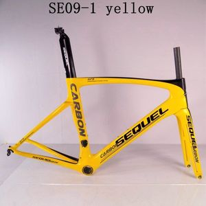 2019 hot selling full carbon road bike frame T1000 gravel bike carvon bycicle frame