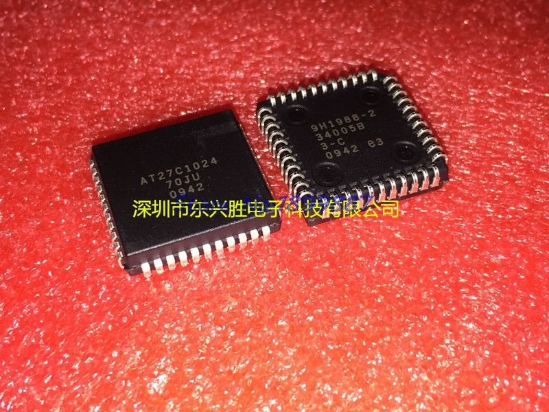 5pcs/lot AT27C1024 70JU OTP 1MBIT 70NS 44PLCC AT27C1024 70 27C1024 AT27C1024 27C1024 AT27C10 27C1024 70-in Integrated Circuits from Electronic Components & Supplies
