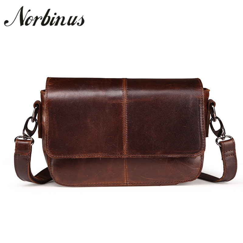 High Quality Women Casual Messenger Bag Vintage Design Female Small Mini Shoulder Bag Retro Real Genuine Leather Travel Handbag fashion hot simple design women shoulder bag vintage handbag quality pu leather messenger bag female retro handbags wholesale