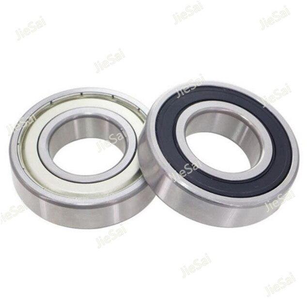 5pcs/2pcs 6000 6001 6002 6003 6004 6005 Ball Bearing Shielded Deep Groove Radial Ball Bearing For Electric Motors Wheel Bearings