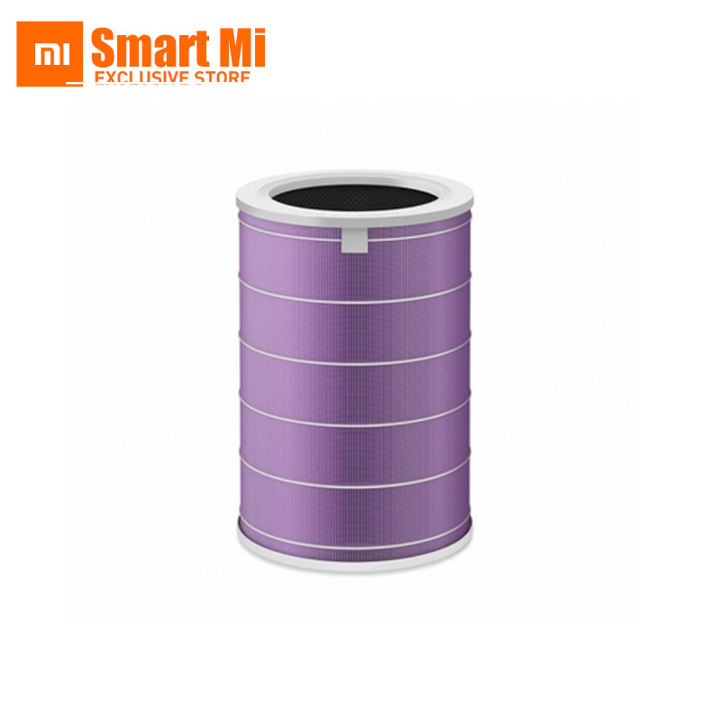 Xiaomi Air Purifier 2 Filter Air Cleaner Intelligent Mi Air Purifier Core Removing Formaldehyde PM2.5 Antibacterial Version