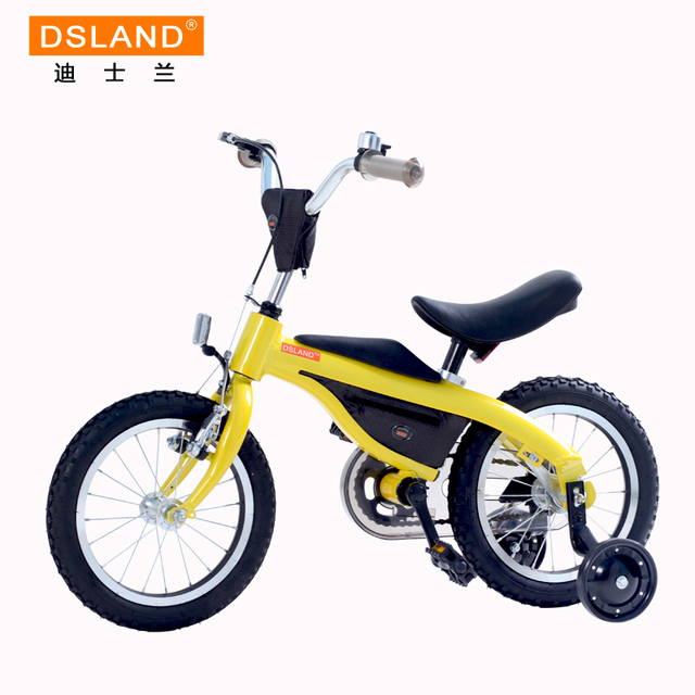 14 Multifunction Child Bicycle Kids Bike With Auxiliary Wheel