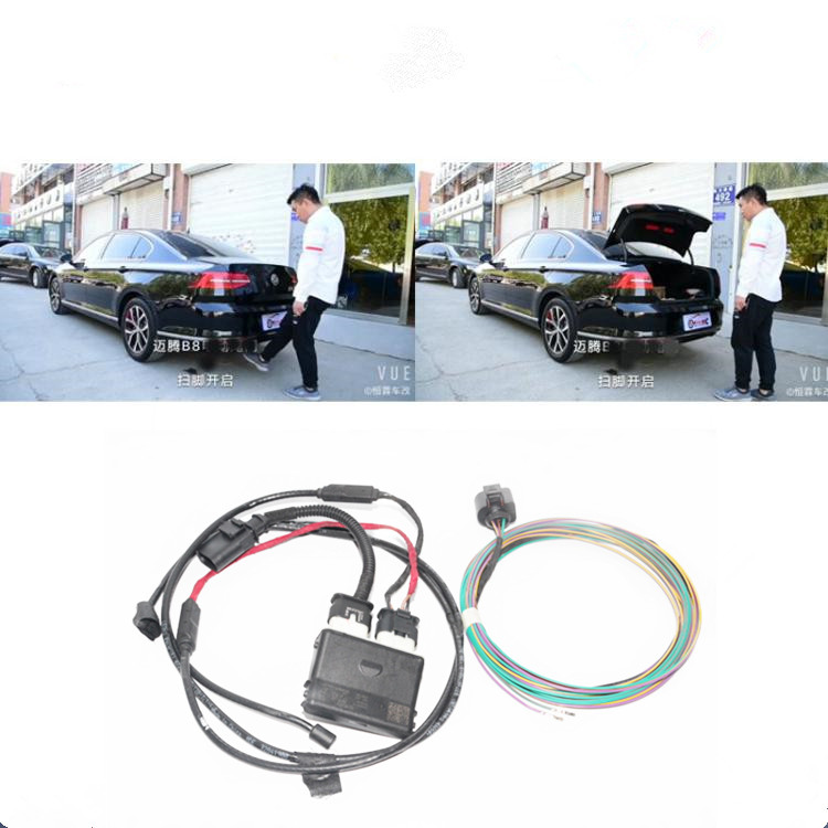 Auto Easy Open System Foot Sensor  U0026 Wire For Vw Passat B8 Tiguan 2017 3gd 962 243