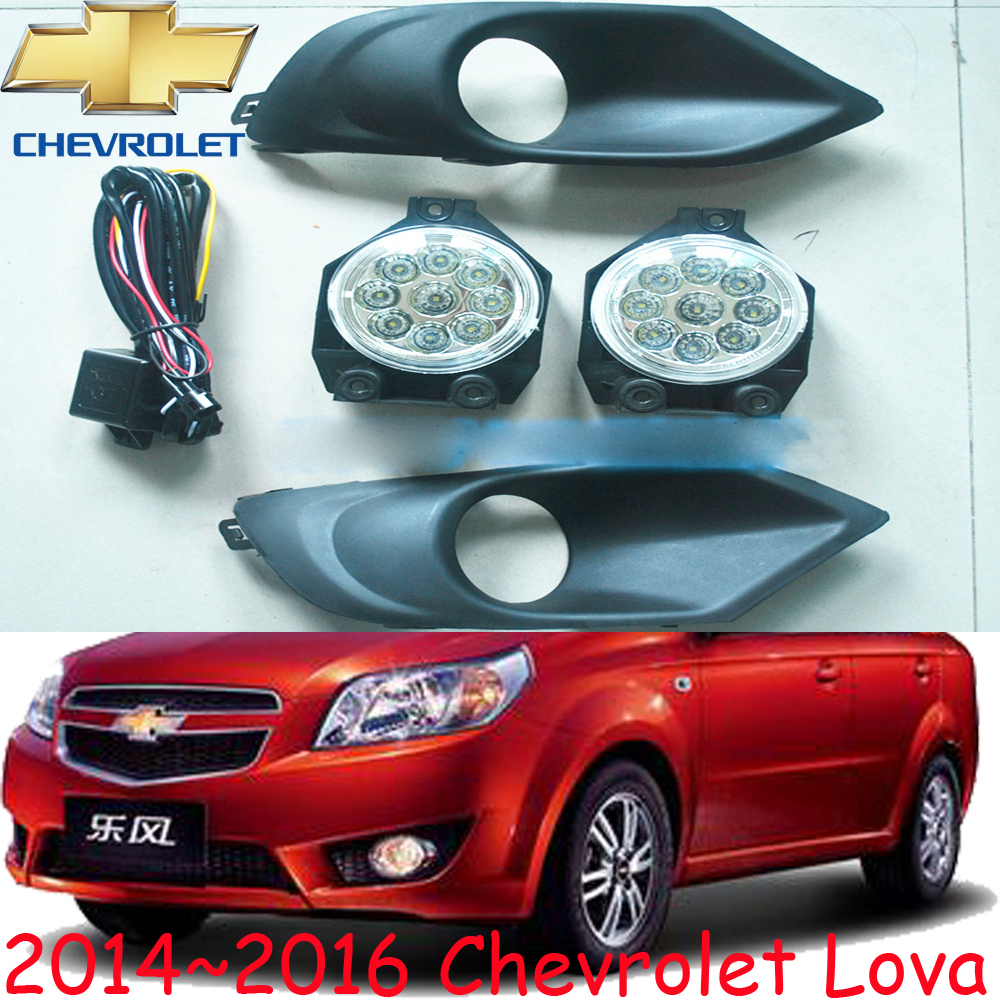 Lova fog light,LED,2014~2016,Free ship!Lova daytime light,2ps/set,Lova headlight teana fog light 2pcs set led sylphy daytime light free ship livina fog light