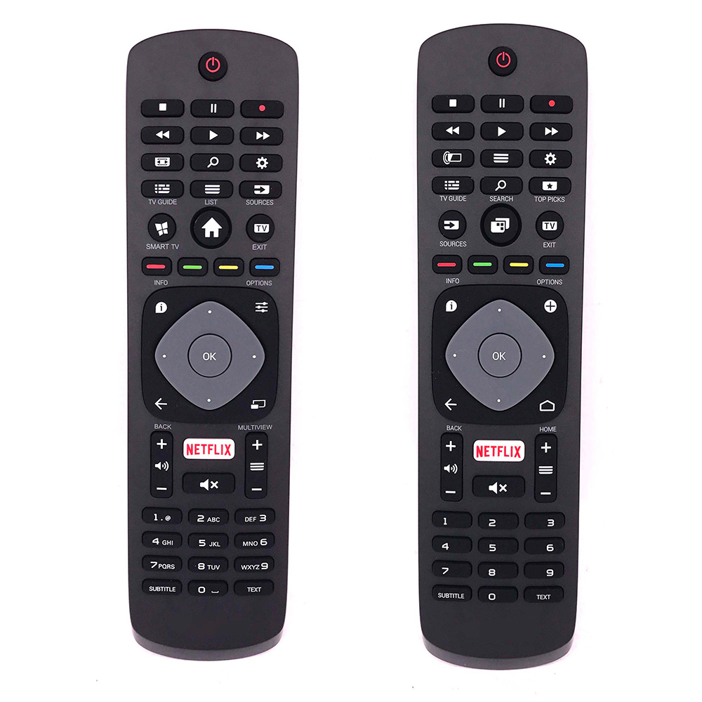 New Original For Philips SMART TV Remote Control For PHILIPS NETFLIX TV 398GR08BEPHN0012HT 1635008714 398GR08BEPHN0011HL