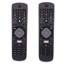 New Original For Philips SMART TV Remote Control With NETFLI