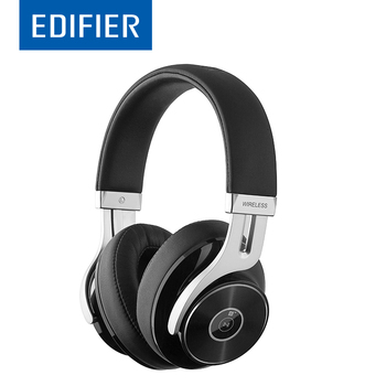 EDIFIER W855BT Bluetooth Headphones HIFi Noise Canceling Over-Ear Wireless Bluetooth 4.1 Headphone With Microphone NFC Apt-X Наушники