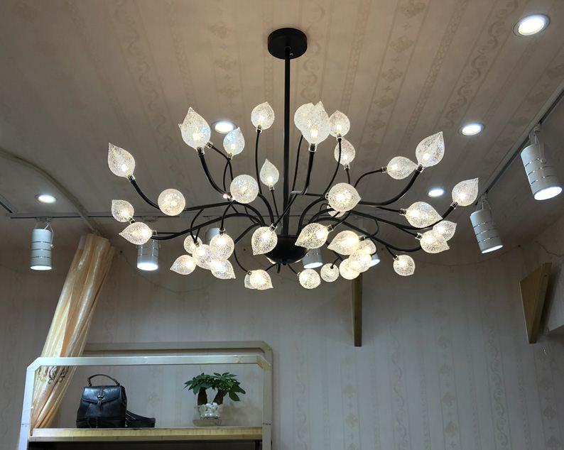2019 nouveau pendentif lampe simple décoration créative personnalité décoration salon maison chambre plafonnier