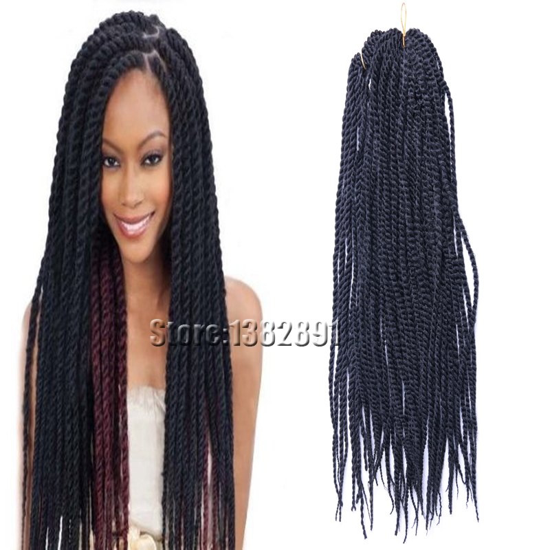 what type of weave you use for box braids 6pack lot kinky ...