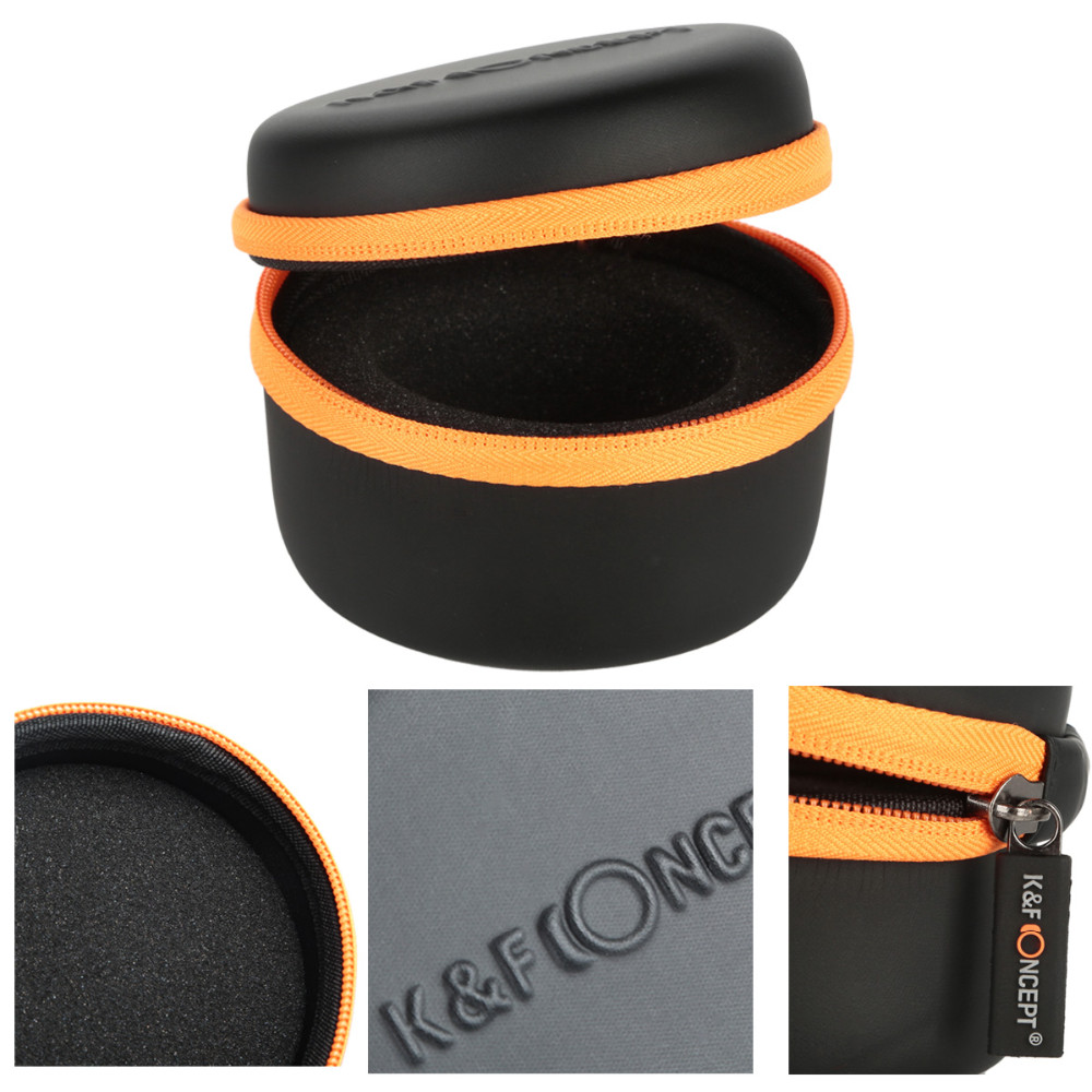 K&F Concept 58MM 0.35X Ultra Clear Blue Film Coated Fish Eye Lens + Microfiber Cloth for Canon Nikon DSLR Cameras free shipping 15