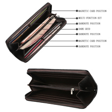 New Style Of Men's PU Wallet