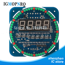 Rotating DS1302 Digital LED Display Module Alarm Electronic