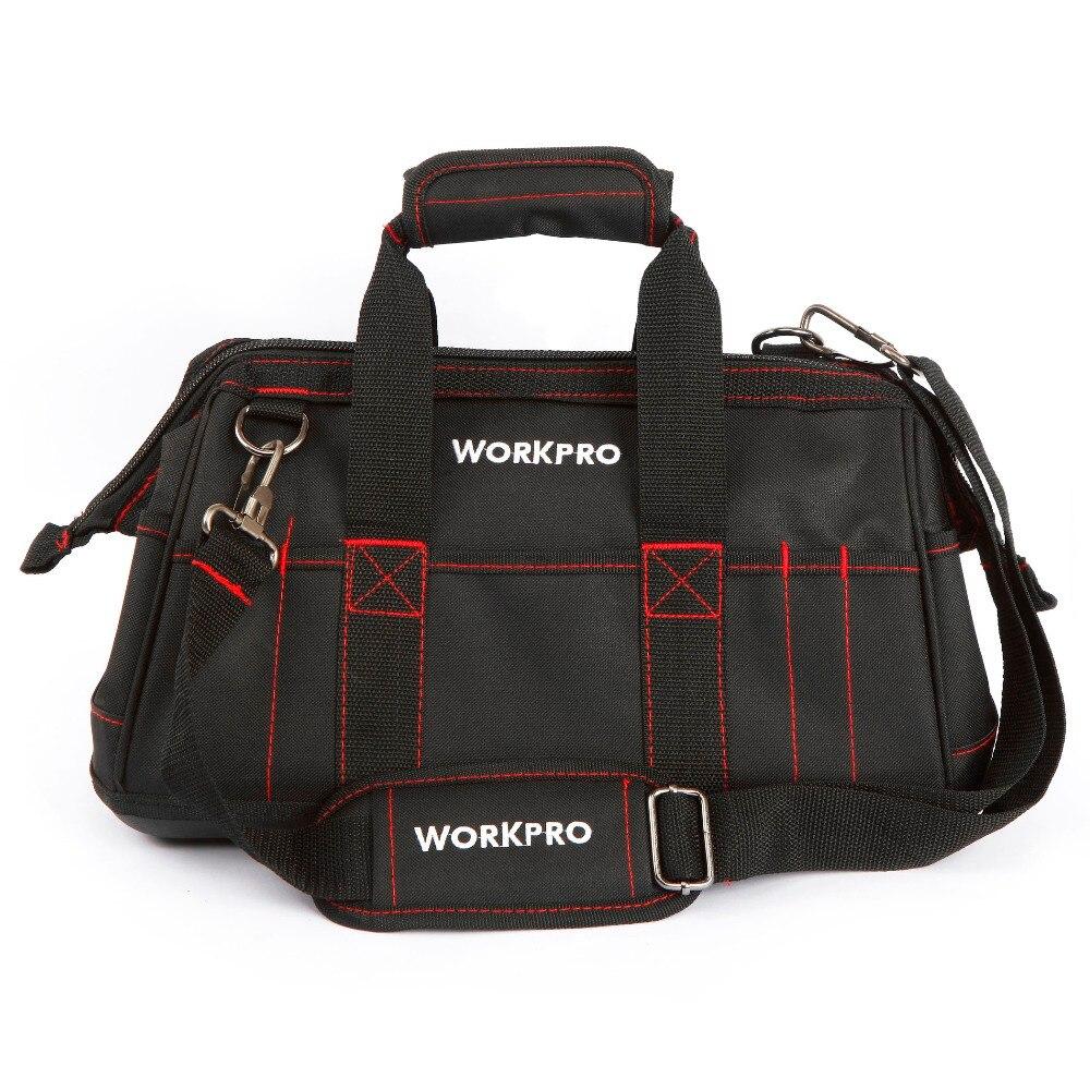 "workpro 16 ""водонепроницаемый инструменты организатор сумки"