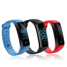 Новый Smart Band M2S умный Браслет пульсометр крови Давление Smart Браслет Шагомер фитнес-трекер часы PK mi Группа 2