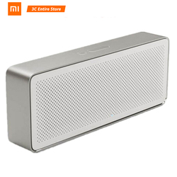 Xiaomi Mi Square Speaker Bluetooth 4.2 Box 2 Portable Stereo HD High Definition Sound Quality Play Music Original Xiaomi Speaker