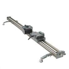 ASXMOV G1 алюминиевый сплав timelapse анимация моторизованный Долли 130 см камера слайдер для производства пленки