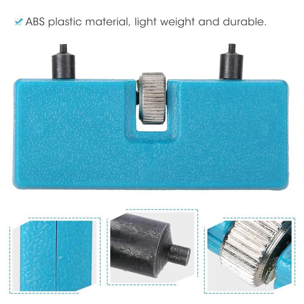 Adjustable Watch Opener Back Case Press Closer Remover Two Feet Opening Screw Wrench Watchmaker Tools Modern Techniques Watch Accessories