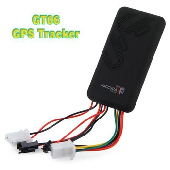 GT06 Mini Car GPS Tracker SMS GSM GPRS Vehicle Online Tracking System Monitor Remote Control Alarm for Motorcycle image