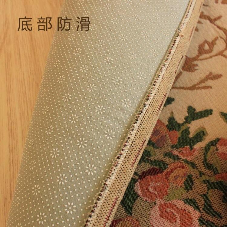 Tapis américains européens de salon de 190 cm * 130 cm, tapis de plancher de table basse, tapis pour le salon - 4