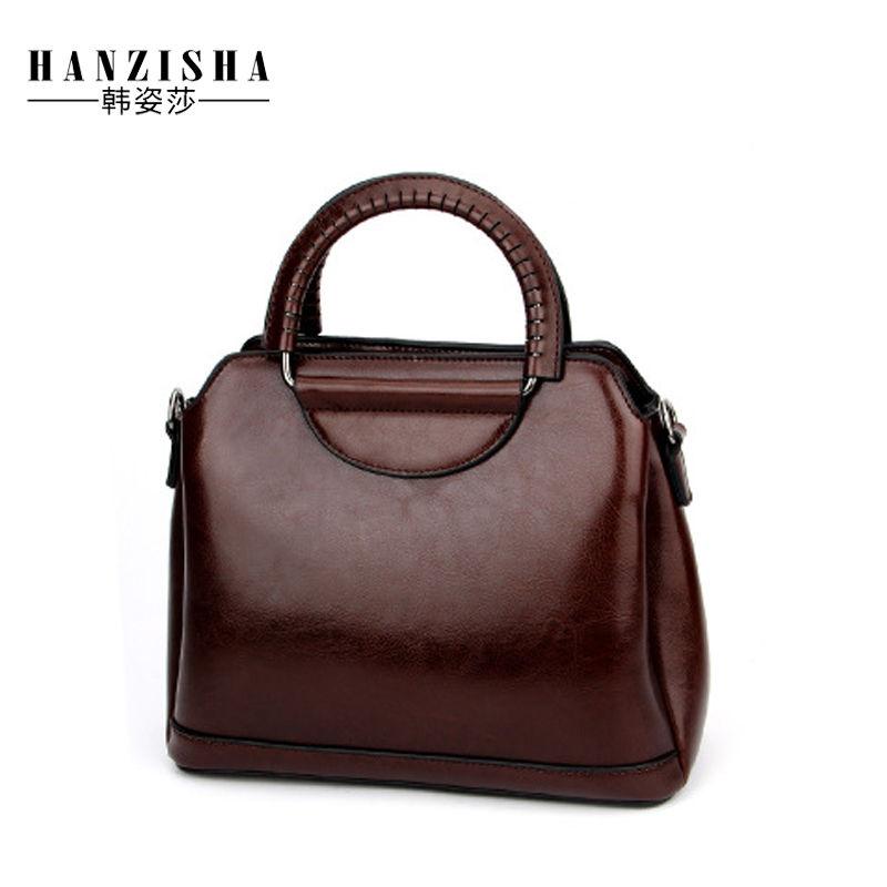 2018 New Fashion Genuine Leather Women Shell Bag Luxury Design Casual Ladies Handbag Famous Brand Bag Women Shoulder Bag Tote 2018 new brand fashion genuine leather women handbag luxury design solid cow leather women shoulder bag casual ladies tote bag