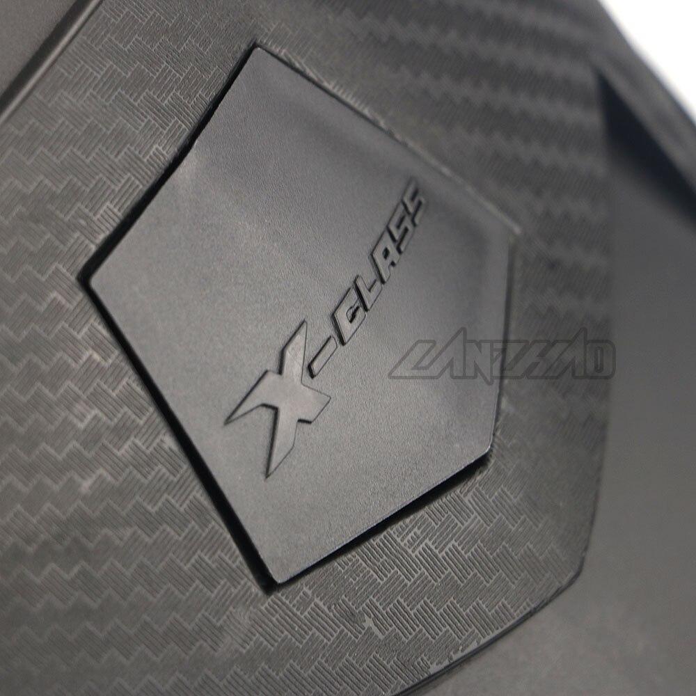 Заднее крыло мотоцикла брызговик колеса шины брызговик черный для Yamaha YZF R3 R25 MT03 2013-2018