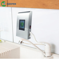 Food Sterilization & Disinfection home Ozone Faucet Tap Water Filter Purifier Generator
