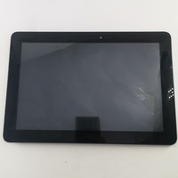 10.1 inch LCD Display Matrix Touch Screen Digitizer Assembly with Frame black For Asus Memo Pad 10 ME102A ME102 K00F