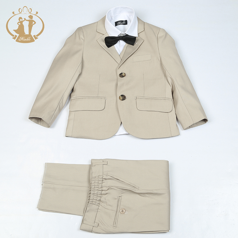 Nimble Suit for Boy Costume Enfant Garcon Mariage Boys Suits for Weddings Boys Blazer Jogging Garcon