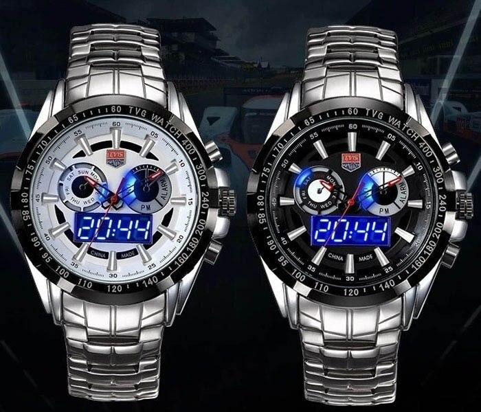Αθλητισμός HOT 579 TVG high-end μάρκα ρολόγια - Ανδρικά ρολόγια - Φωτογραφία 3