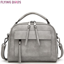 FLYING BIRDS women's handbag bags handbags women famous brands messenger bags matte leather tote high quality pouch A385