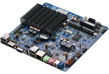 Fanless Intel Celeron Baytrail J1900 2.0GHz Quad Core  Mini PCIe Mini Itx Motherboard Integrated with LVDS 6COM LAN USB VGA HDMI mini itx motherboard adv an tech aimb 212n s6a1e n450 twin 6 fan serial lvds 100% tested perfect quality