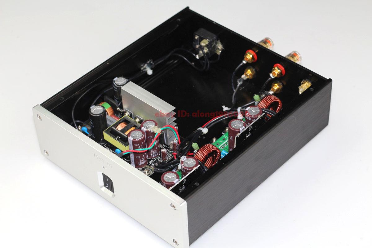 ZEROZONE Hifi Class D Desktop Power Amplifier 250W +250W New Discrete Design amp L7-48
