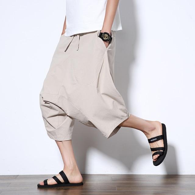 Baggy Harem Pants  5