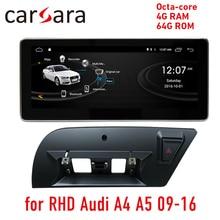 A5 upgrade Audi speler