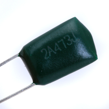 10pcs Polyester Film Capacitor Green 47000pF 100V 2A473J For Electric Guitar Parts Accessories