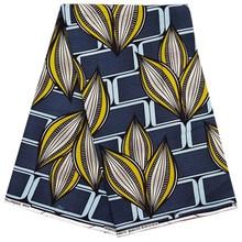 African wrapper Dutch wax Ankara  Wax Prints Fabric printed pattern 100% cotton