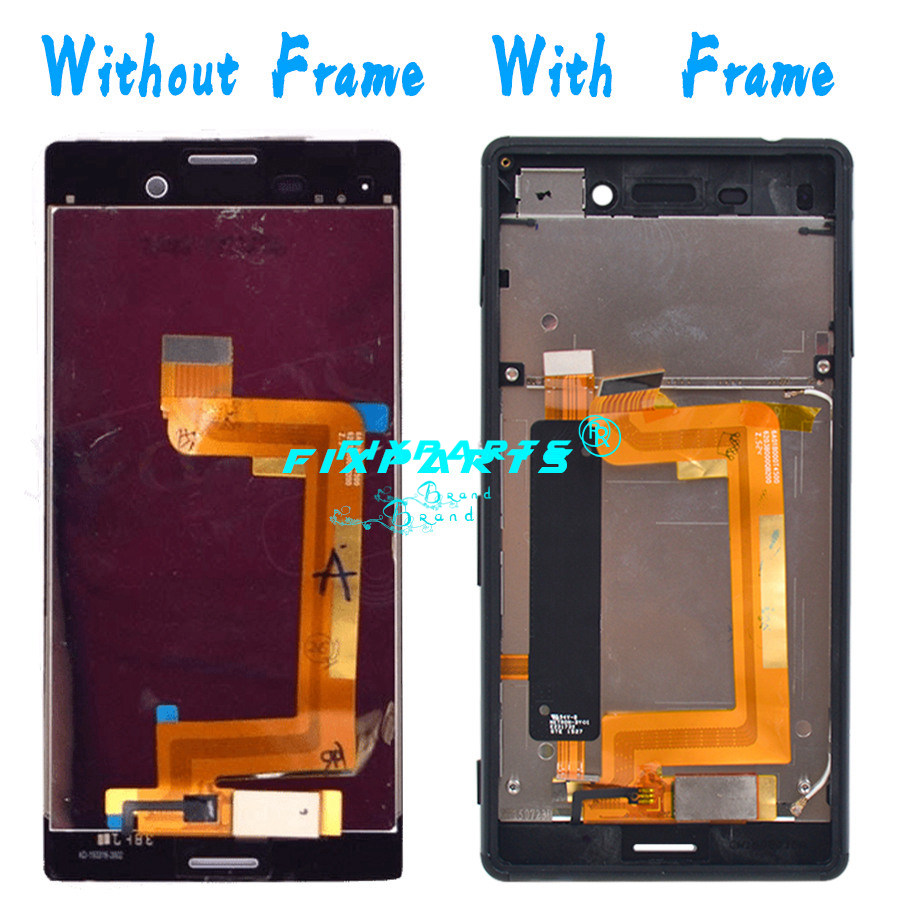 Sony Xperia M4 Aqua LCD Display With Frame