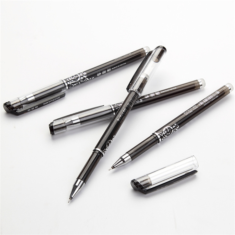 Classic erasable pen 0.5mm gel hot water learning office writing School stationery Supplies