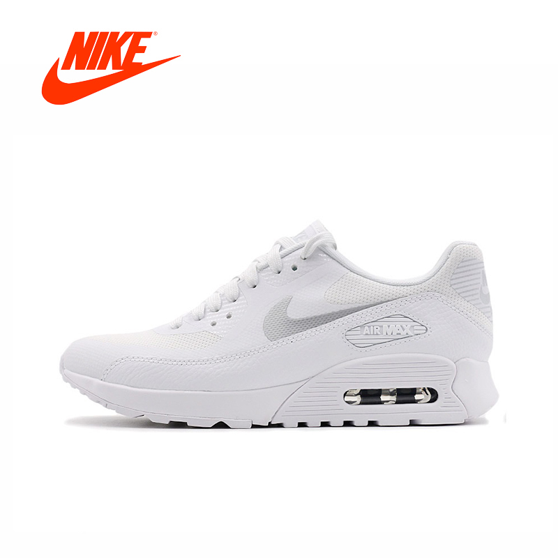 a95da1a8749df Original New Arrival Authentic NIKE AIR MAX 90 Ultra 2.0 Womens Breathable  Running Shoes Sneakers Good Quality 881106-101