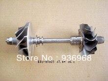 K03 Турбины колеса 37.8×45 мм, компрессор колеса 35.8×50 мм, K03 Турбо часть/Восстановить наборы ротора в сборе поставщик AAA Частей Турбокомпрессора