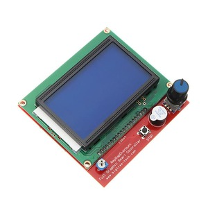 Intelligent Digital LCD 12864