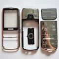 Хорошее Качество Для Nokia 6700 6700C Полный Жилищно Лицевая Обложка Case Клавиатура Черный/Белый/Золото Русский и Английский клавиатуры клавиатура
