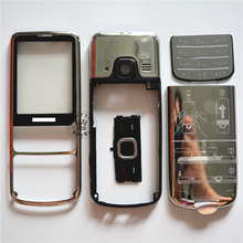Good Quality For Nokia 6700 6700C Full Housing Front Back Cover Case Keypad Black White Gold