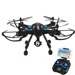 JJRC H26WH Wifi FPV With 0.3MP Camera Headless Mode Air Press Altitude Hold RC Quadcopter RTF 2.4GHz jjrc h39wh h39 foldable rc quadcopter with 720p wifi hd camera altitude hold headless mode 3d flip app control rc drone