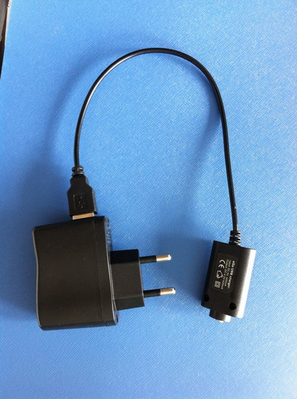 bilder für 5 stück EU Ladegerät travel charger plug 5 stück USB ladekabel für Elektronische zigarette E cig E-zigarette verdampfer e zigarette