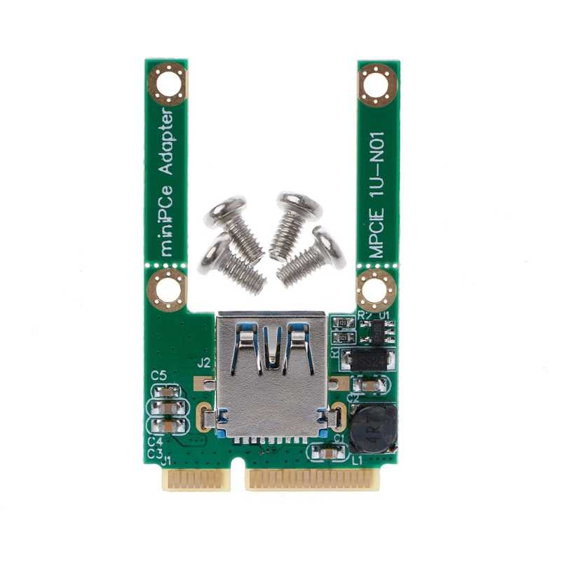Mini pcie para usb 3.0 adaptador conversor, usb3.0 para mini pci e pcie express cartão whosale & dropship