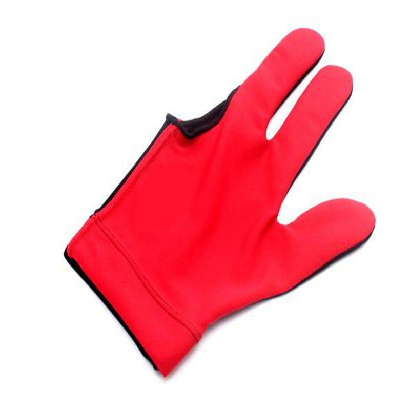 Бильярдный Прихватки для мангала Cue Бильярд 3 пальцы левой Прихватки для мангала снукер бильярдный Интимные аксессуары