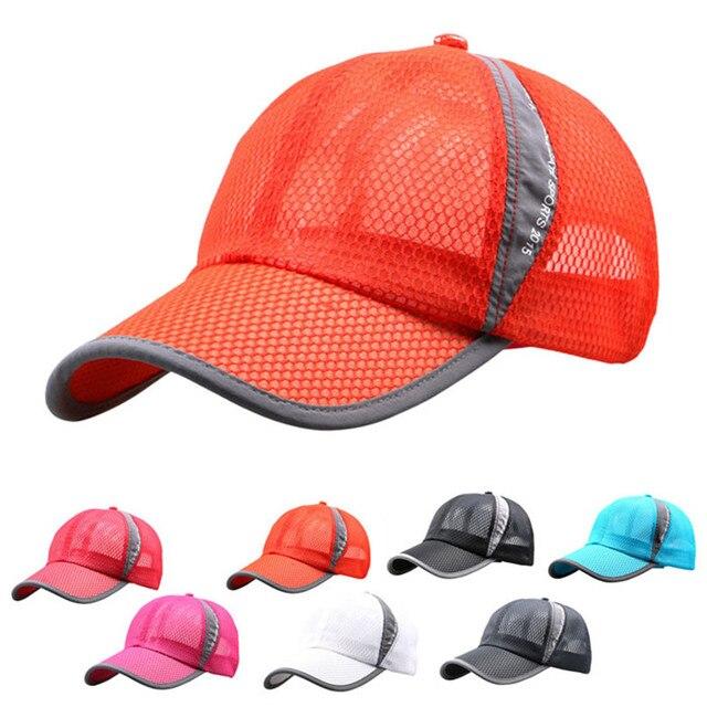 0de21f94ad0 Briloom Men And Women Outdoor Holiday Sunshade Sun Hat Quick-dry  Ventilation Baseball Cap