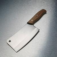 Cao Family Stainless Steel Chinese Style Chop Bone Knife Sharp Chopper Household Multifunctional Cut Bone Vegetable Knife